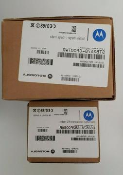 NEW Symbol DS3578-SR2F005WR Barcode Scanner W/ Battery & Cra