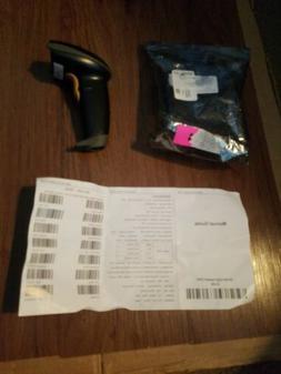 New Laser Barcode Scanner Reader 32 Bit High Speed V3.00 mj-