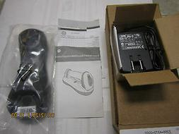 New Motorola Symbol Cradle STB4278 and charger USB for LS427