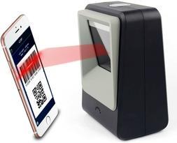 New Symcode 1D 2D QR Mini Bluetooth Barcode Scanner -Porta