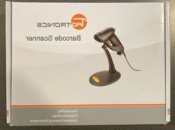 New TaoTronics Wired USB Barcode Scanner Plug-and-Play - Mod
