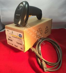 NEW Motorola Zebra DS4208 Barcode Scanner Laser 1D 2D Imager