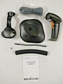 NOB Esky Wireless 2.4GHz USB Automatic Handheld Barcode Scan