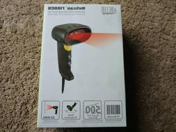 Adesso NuScan 7100CU Handheld CCD Barcode Scanner