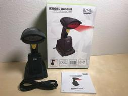 Adesso NuScan 7300CR Wireless CCD Barcode Scanner #PM78