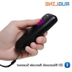 Portable <font><b>4.0</b></font> Wireless Bar Code Reader 50