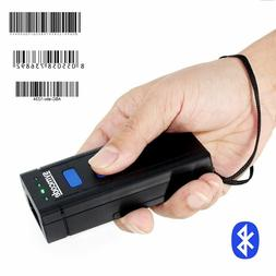 Portable Wireless Barcode Scanner Reader Handheld 1D POS And