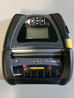 Zebra Qln420 barcode Scanner label Printer