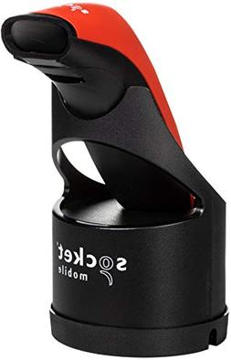 SocketScan S700, 1D Barcode Scanner, Red & Charging Dock