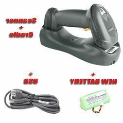 Motorola Symbol DS6878 & Cradle Wireless 2D Barcode Scanner