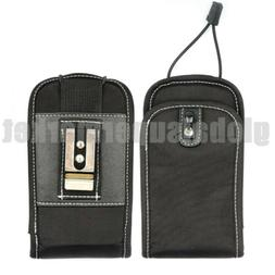 Symbol Nylon Carry Case Holster with Belt Clip for Symbol MC