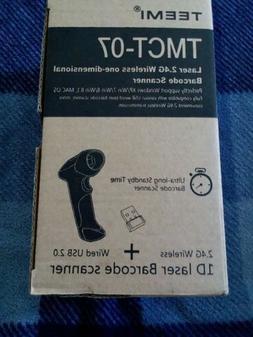 "Teemi TMCT-07 Laser  Barcode Scanner ""NEW"""