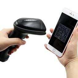 TEEMI TMSL-55 2D Wireless Scanner for iPhone iPad Android De
