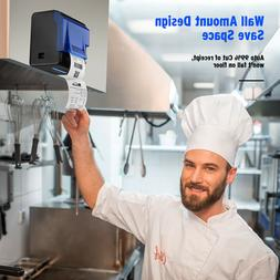 US Thermal Kitchen Printer 80mm, usb+lan+serial Cash drawer