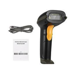 Aibecy USB Barcode Scanner Handheld Wired Bar Code 1D CCD Sc