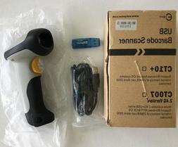 USB Esky Laser Barcode Scanner Scanning Reader Wired Handhel