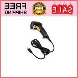 USB Laser Barcode Scanner Wired Handheld Bar Code Scanner Re