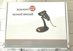 TaoTronics USB Laser Barcode Scanner with stand TT-BS003 Ope