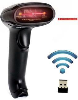 Usb Wireless Barcode Scanner,Symcode Handheld Laser Barcode