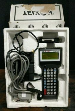 Usede Telxon FOLLETT PHD+ II Handheld Barcode Scanner 128KB