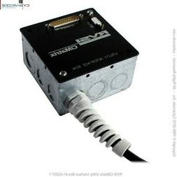 RVSI CiMatrix Utility Interface Box A1-63207-1 Wiring Base -