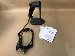 Honeywell Voyager 1250G PS2 Barcode Scanner Kit black 1250G-