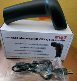 Tera Wireless 1D 2D QR Barcode Scanner, 3 in 1 Compatible wi