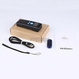 Wireless 2D Barcode QR Scanner Bluetooth w/ LCD for Cell Pho
