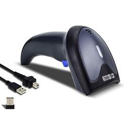 NETUM Wireless 2D Barcode Scanner - QR Bar Code Reader 2.4G