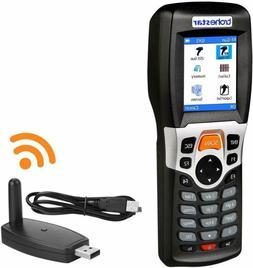 Trohestar Wireless Barcode Scanner 1D/2D/Qr/Pdf417 Barcode R