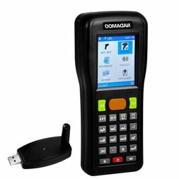 NADAMOO Wireless Barcode Scanner 1D Cordless Data Collector