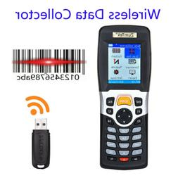 Wireless Barcode Scanner & Collector Data Terminal Inventory