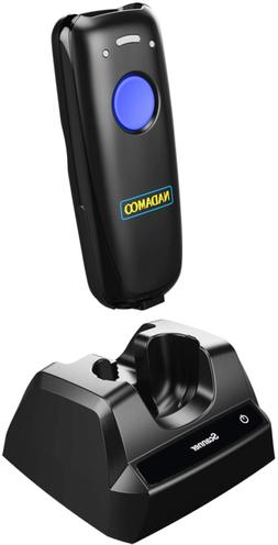 Nadamoo Wireless Barcode Scanner Bluetooth Compatible, With