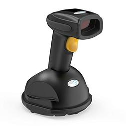 Esky Wireless Barcode Scanner 328 Ft Transmission Distance U