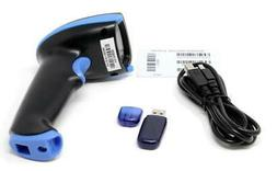WoneNice Wireless Barcode Scanner USB  Laser Automatic Barco