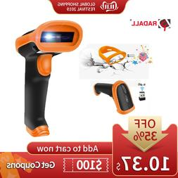 RADALL Wireless <font><b>Barcode</b></font> <font><b>Scanner