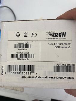 Wasp WLS 9600 Handheld Wired Laser Barcode Scanner WLS9600 U