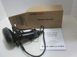 WoneNice WN3300 USB Laser Barcode Scanner Wired Handheld Rea