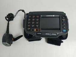 Symbol Motorola WT41N0 Barcode Scanner + RS419 Ring Scanner