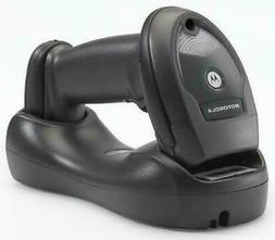 Zebra/Motorola LI4278 Wireless Barcode Scanner, with Cradle